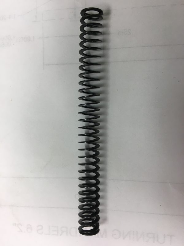ISMI Flat wire recoil Spring